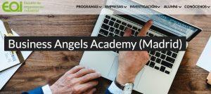 business-angels-academy-de-eoi-en-madrid
