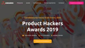 product-hackers-awards-2019,-los-premios-a-los-mejores-productos-digitales-espanoles