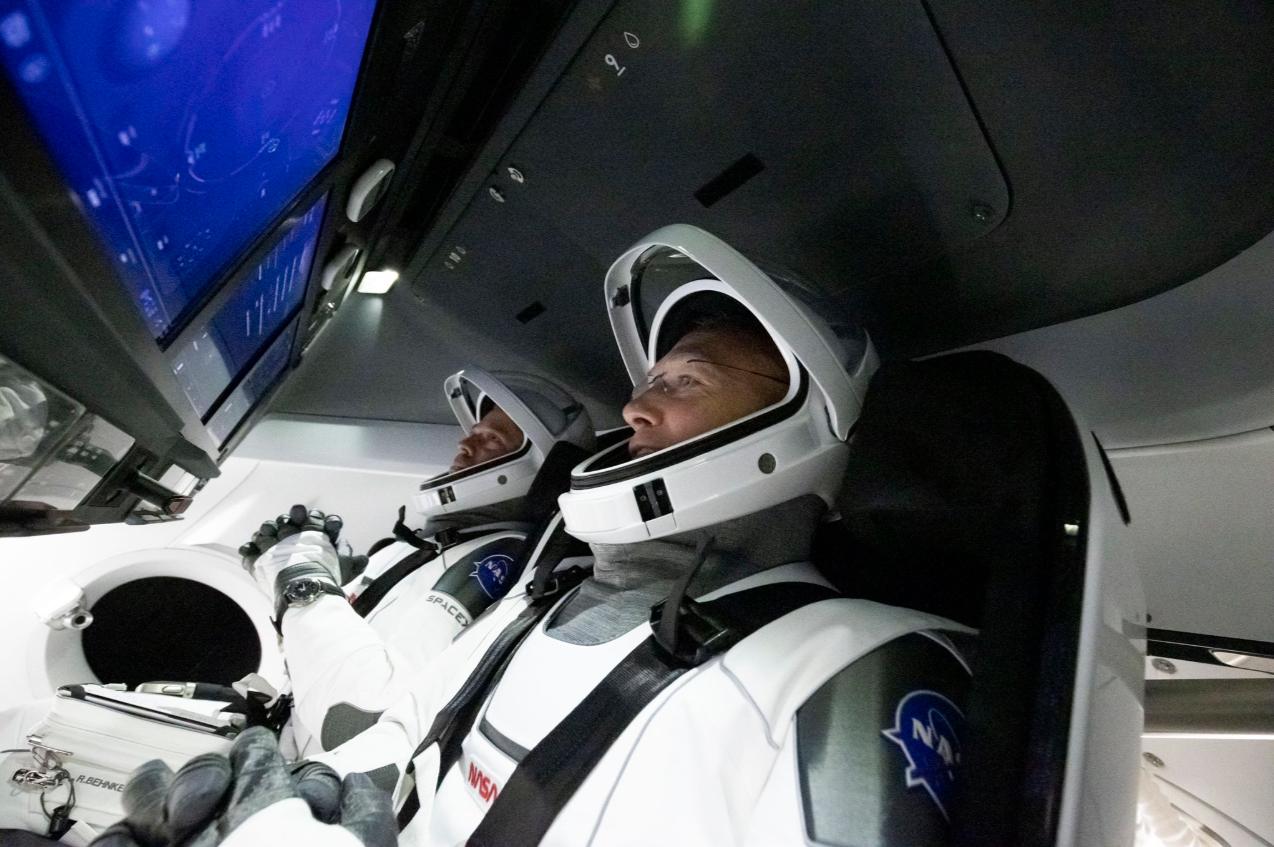 spacex-lo-intenta-otra-vez,-manana-sera-el-lanzamiento-de-su-mision-tripulada